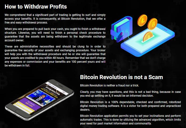 Withdraw the Profit from Platform