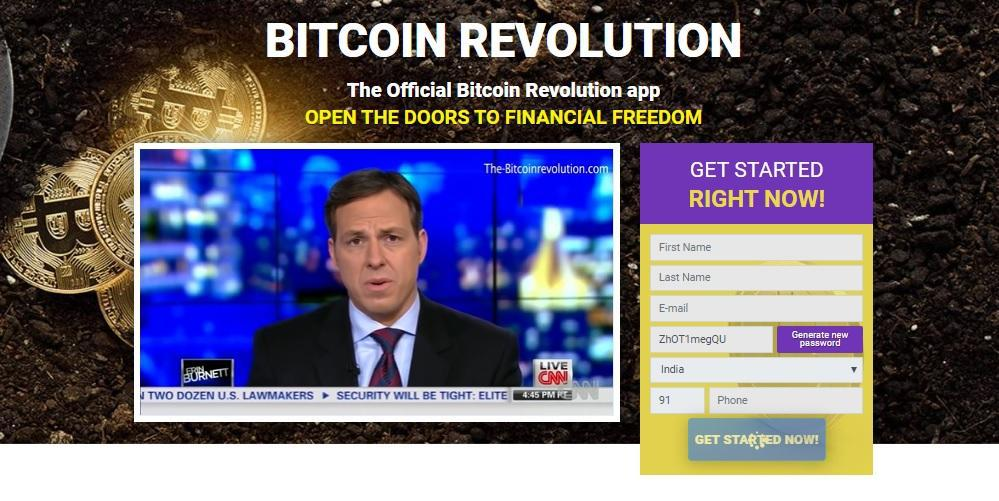 Bitcoin Revolution Reviews